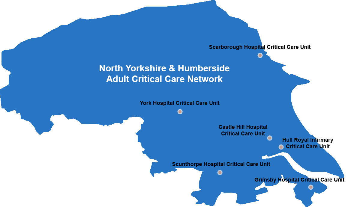 North Yorkshire & Humberside Major Trauma Network - About us